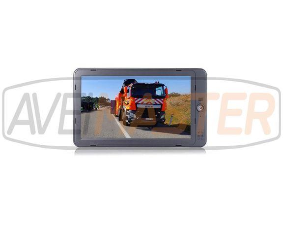 """Monitor 7"""" FHD Quad View Touch Screen p/4 Câmaras-Ref. 039210"""