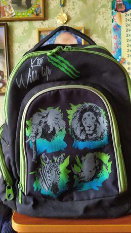 Каркасный школьный рюкзак Kite для мальчиков