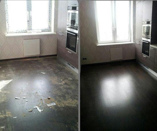 Клининговая служба Киев, Уборщица клинер от 600 грн - убрать квартиру