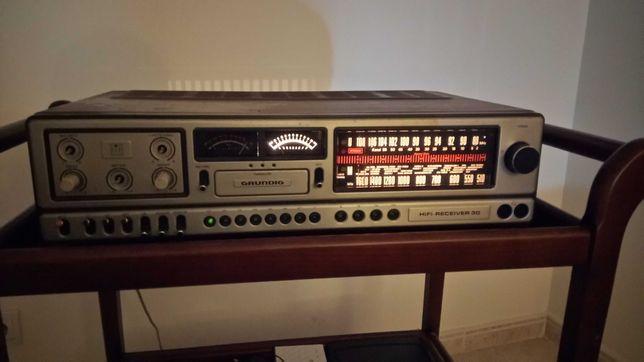 Receiver hifi amplificador radio Grundig sansui