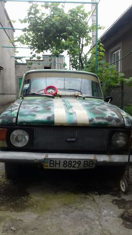 Москвич 412 Ижевск