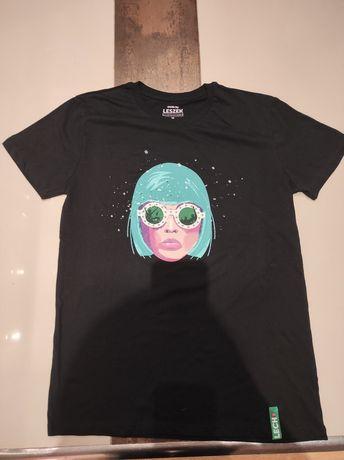Nowa koszulka t-shirt Lech M 38 czarna