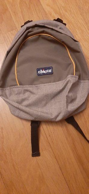 Mochila Chicco (para transportes ligeiros)