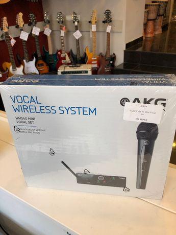 AKG WMS 40 Mini Vocal Set - mikrofon bezprzewodowy