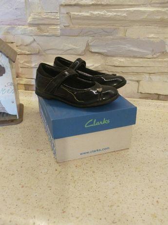 Туфли Clarks 25 размер. По стельке 15,5см.