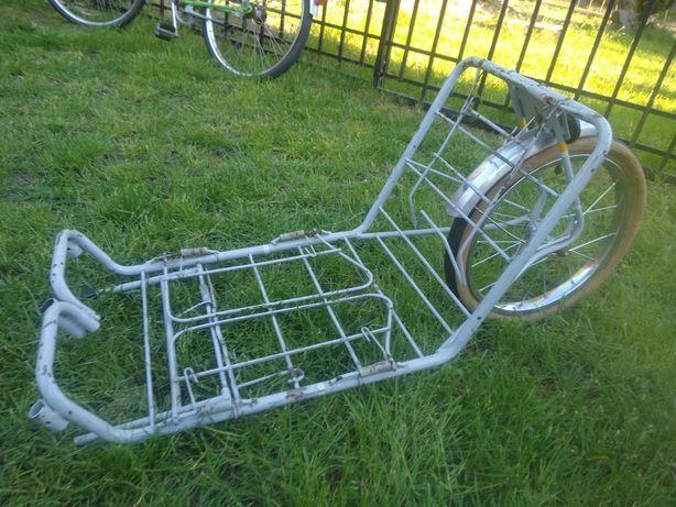 Przyczepka rowerowa Wigry Romet Stamet rower wózek