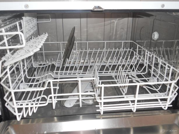 Компактная настольная посудомоечная машина Zanussi ZSF 2415 Новая