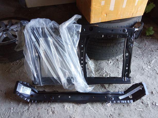 Телевизор радиатор охлаждения кондиционера диффузор Subaru Outback B15