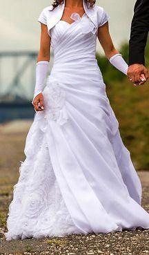 Suknia ślubna Afrodyta model 2012