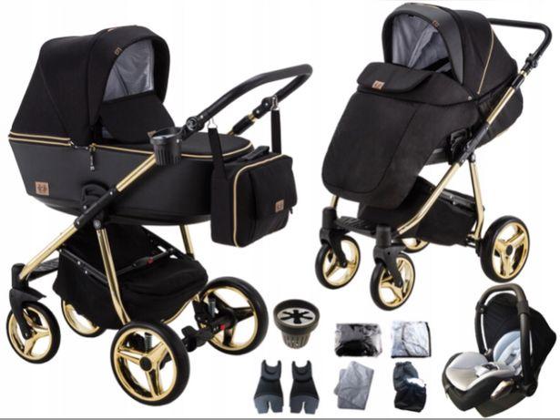 Детская модульная коляска Adamex Reggio Special Edition 3 в 1.