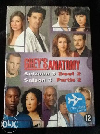 Série Anatomia de Grey - Temporada 3, Parte 2