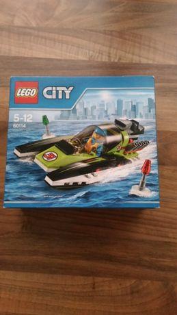 Lego 60114 Łódź wyścigowa NOWE