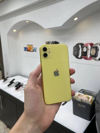 Iphone 11 64 GB Yellow Магазин/Neverlock/Рассрочка/Гарантия