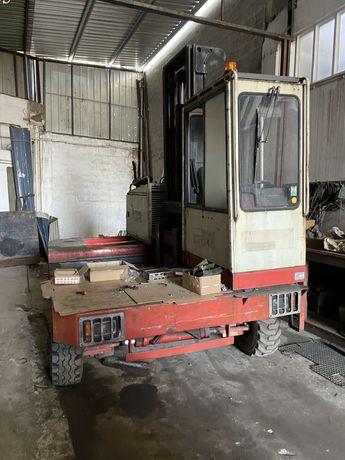 Empilhador lateral boss de 4000 kgrs