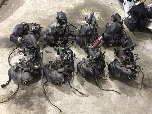 Двигатель мотор honda dio 18 24 27 28 34 35 хонда дио джорно такт