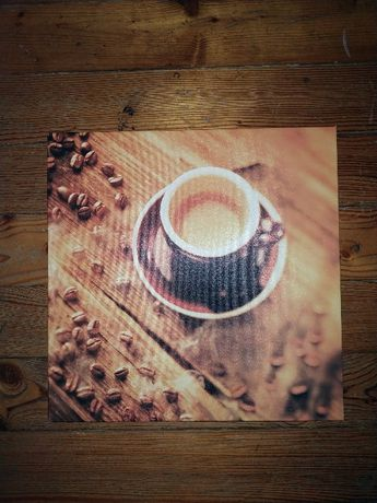 Obraz na płótnie - filiżanka kawy