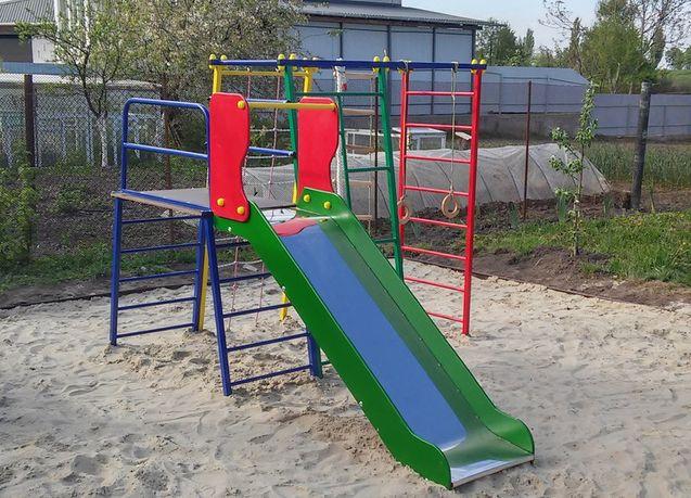 ДЕТСКАЯ ПЛОЩАДКА/Детский спортивный уголок/горка/шведская стенка