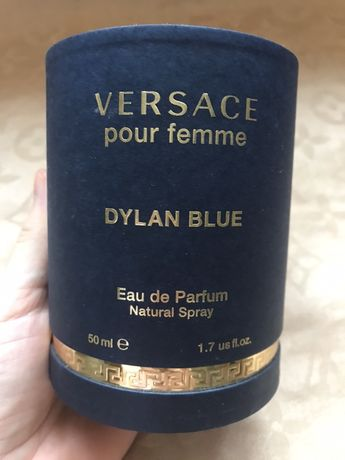 Духи Versace Dylan Blue 50 мл
