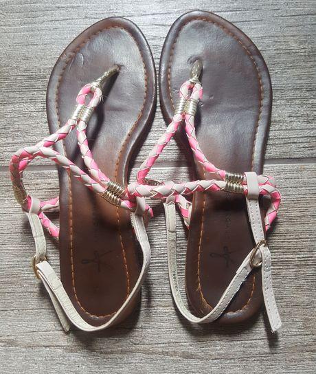 Sandały sandałki japonki buty 39
