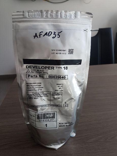 Developer TYP-18 NRG Ricoh Aficio 1035