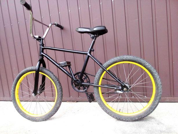 """Sprzedam POLSKI rower Bmx koła 20"""" sprawny do jazdy firmy Romet"""