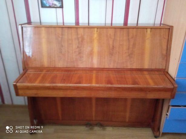 Пианино в хорошем состоянии
