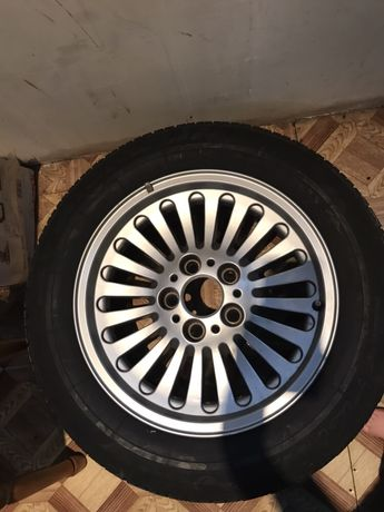 Запаска,колесо на BMW  е 39