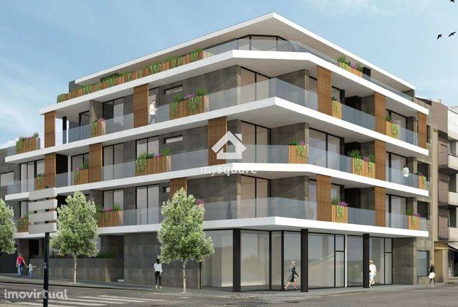 Apartamento T3 com vista Mar e Estacionamento - Espinho, Aveiro