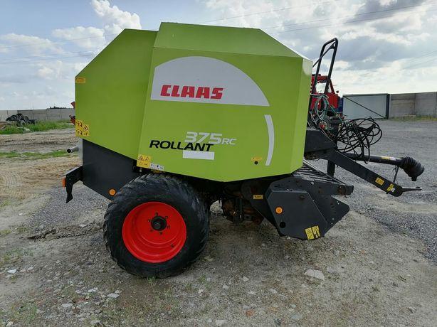 Prasa Claas Rollant 375RC zamiana