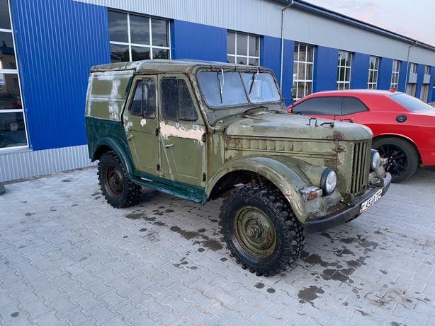 ГАЗ 69 А. УАЗ 69 А.