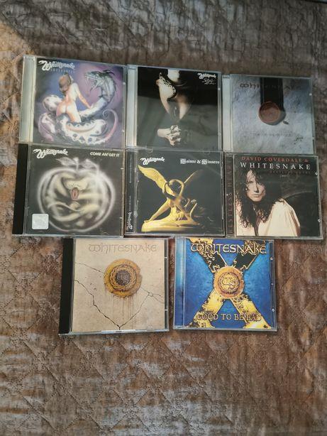 Whitesnake -Zestaw płyt