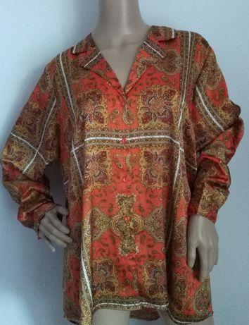 Koszula bluzka by Very 50 wzory pomarańczowa Outlet