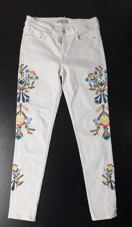 NOWE spodnie damskie jeansy ZARA roz. M/38