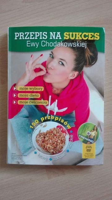 Przepis na Sukces Ewa Chodakowska