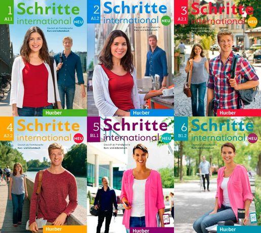 Schritte International Neu 1, 2, 3, 4, 5, 6 PDF