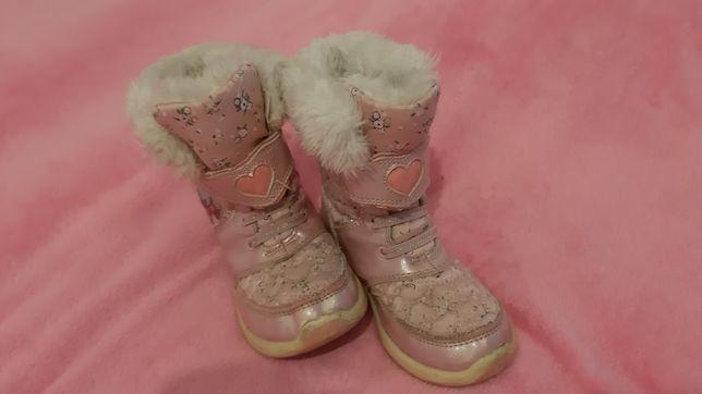 Buciki zimowe dla dziewczynki świnka Peppa 27
