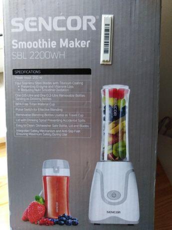 Blender do przygotowania świeżych napojów i koktajli