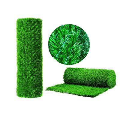 Зелёный забор Green Mix - декоративное искусственный ограждение
