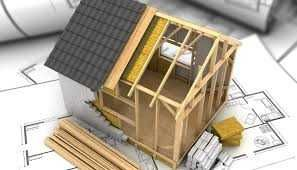 Будівельні роботи утеплення будинку, Фасад