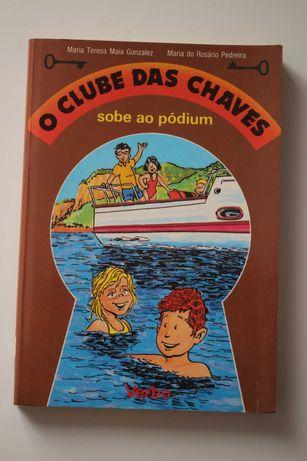 Livro Juvenil do Clube das Chaves