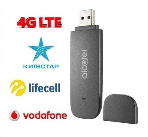Новый 3G/4G модем Alcatel ik40v под все мобильные операторы