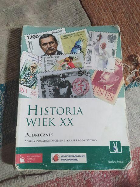 Podręcznik Historia wiek XX.