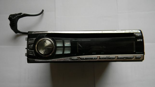 Radio samochodowe używane, sprawne