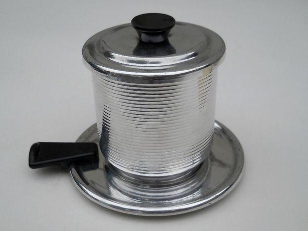 Кофезаварка алюминиевая ретро СССР (полный набор)