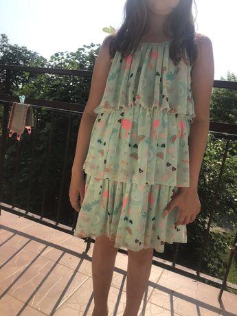 Sukienka h&m 140