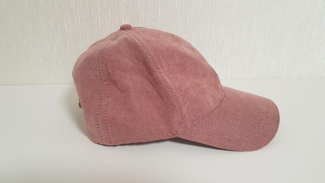 Primark бейсболка кепка пудровая, розовая
