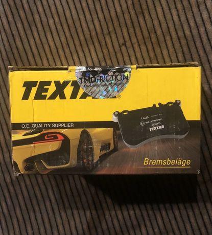 Комплект тормозных колодок TEXTAR 2392801