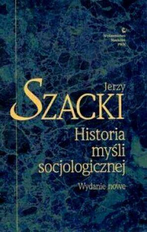 GRATIS!! Historia myśli socjologicznej  - Jerzy Szacki
