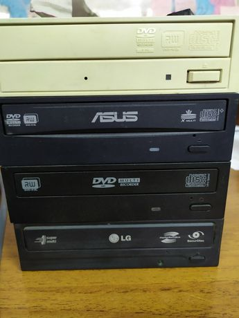 CD DVD приводы