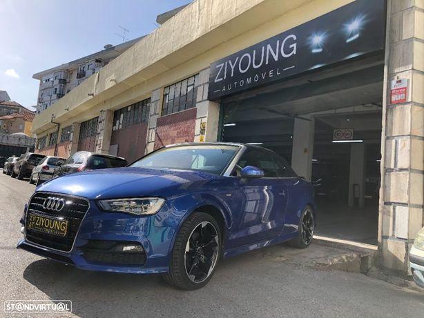 Audi A3 Cabrio 2.0 TDi S-line
